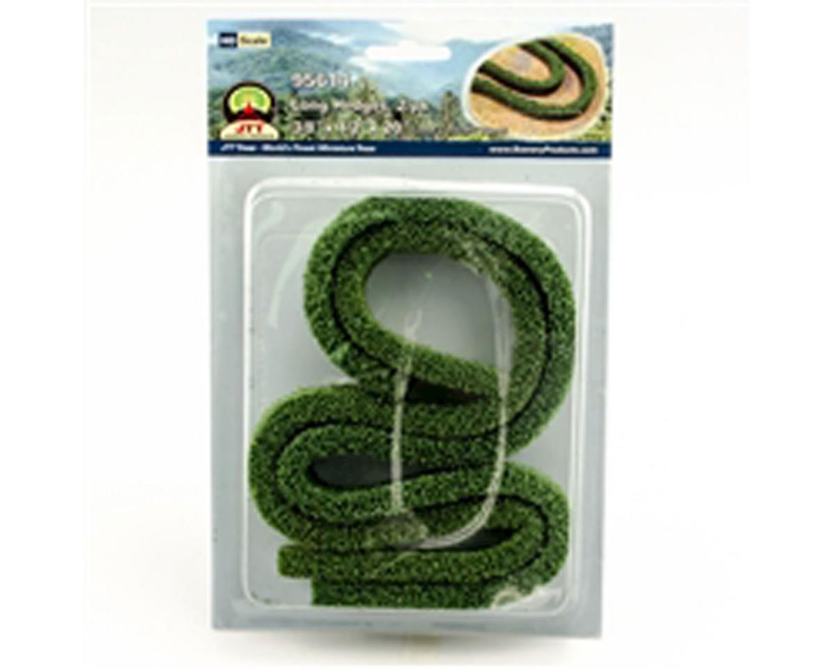 "JTT Scenery Long Hedges, 3/8x1/2x20"" (2)"