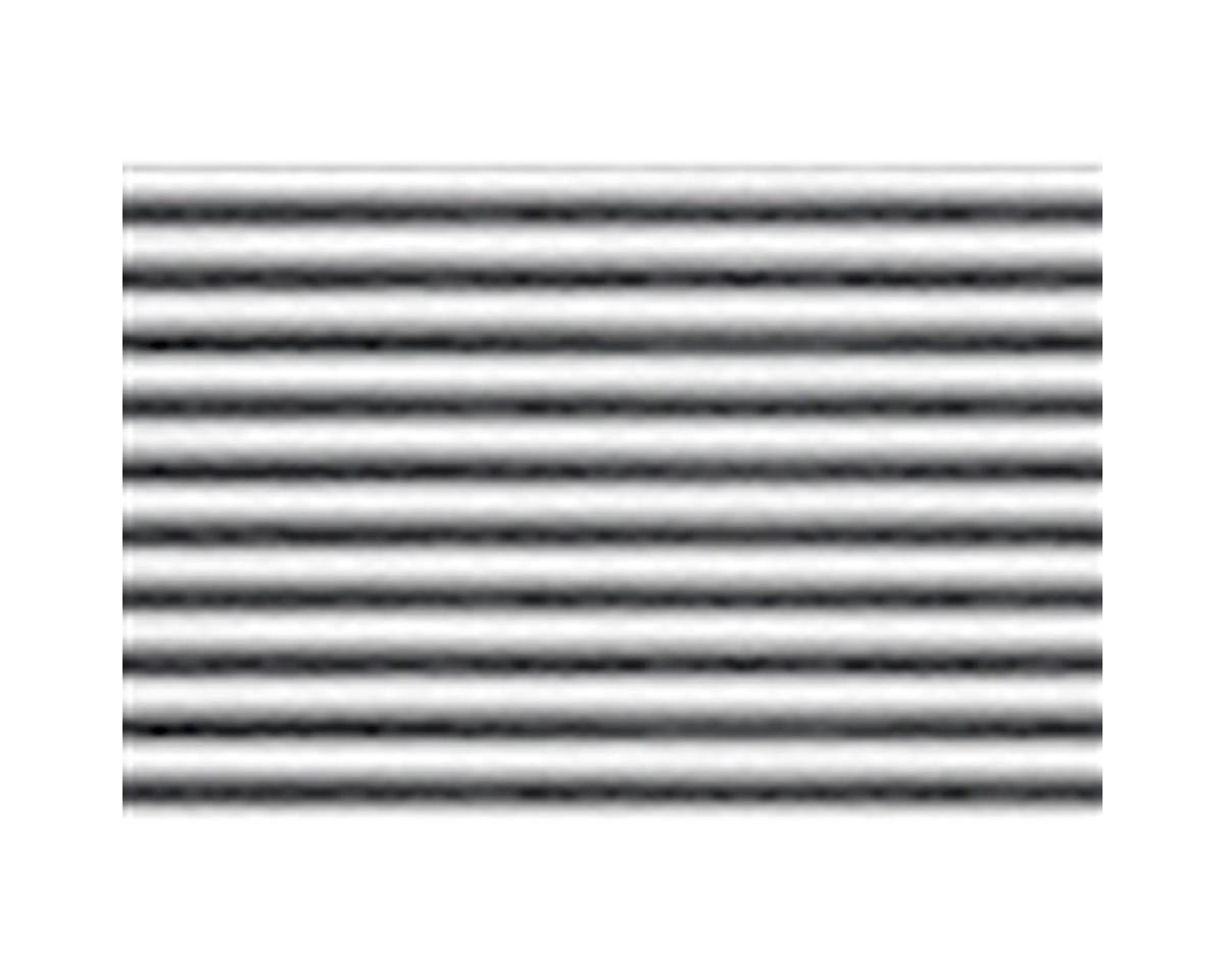"1:24 Corrugated Siding Sheet, 7.5""x12"" (2)"
