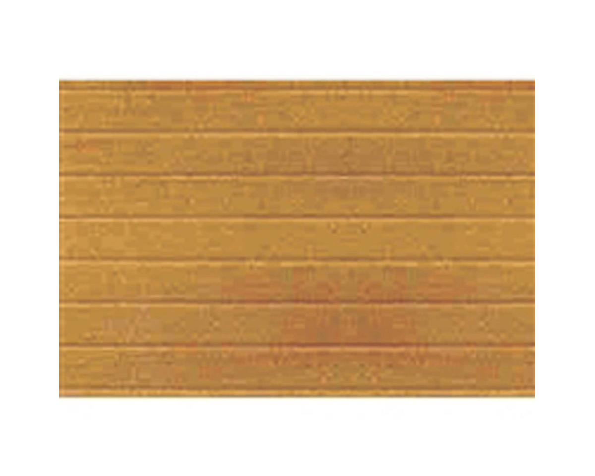 "JTT Scenery 1:200 Wood Planking Sheet, 7.5""x12"" (2)"