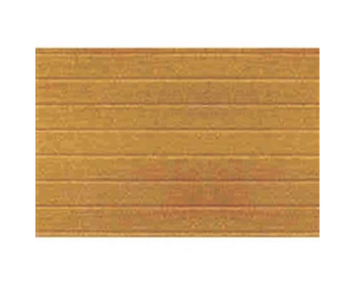 "JTT Scenery 1:100 Wood Planking Sheet, 7.5""x12"" (2)"
