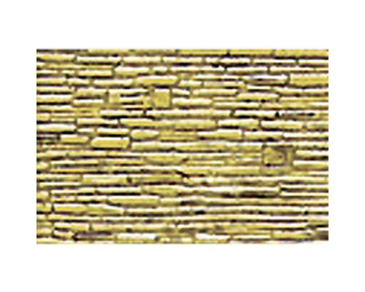 "JTT Scenery 1:100 Random Coarse Stone Sheet, 7.5""x12"" (2)"