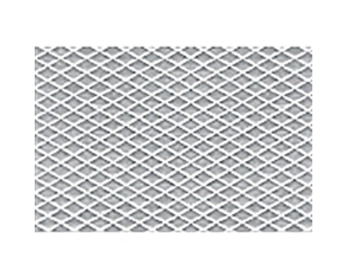 "JTT Scenery 1:100 Tread Plate Sheet, 7.5""x12"" (2)"