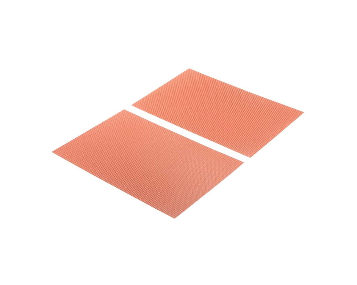 JTT Scenery 97465 Clay Tile Roof (1/100) (2) HO