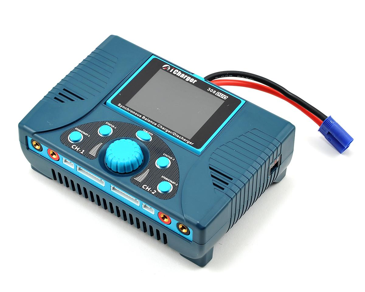 iCharger 308DUO Lilo/LiPo/Life/NiMH/NiCD DC Battery Charger (8S/30A/1300W)