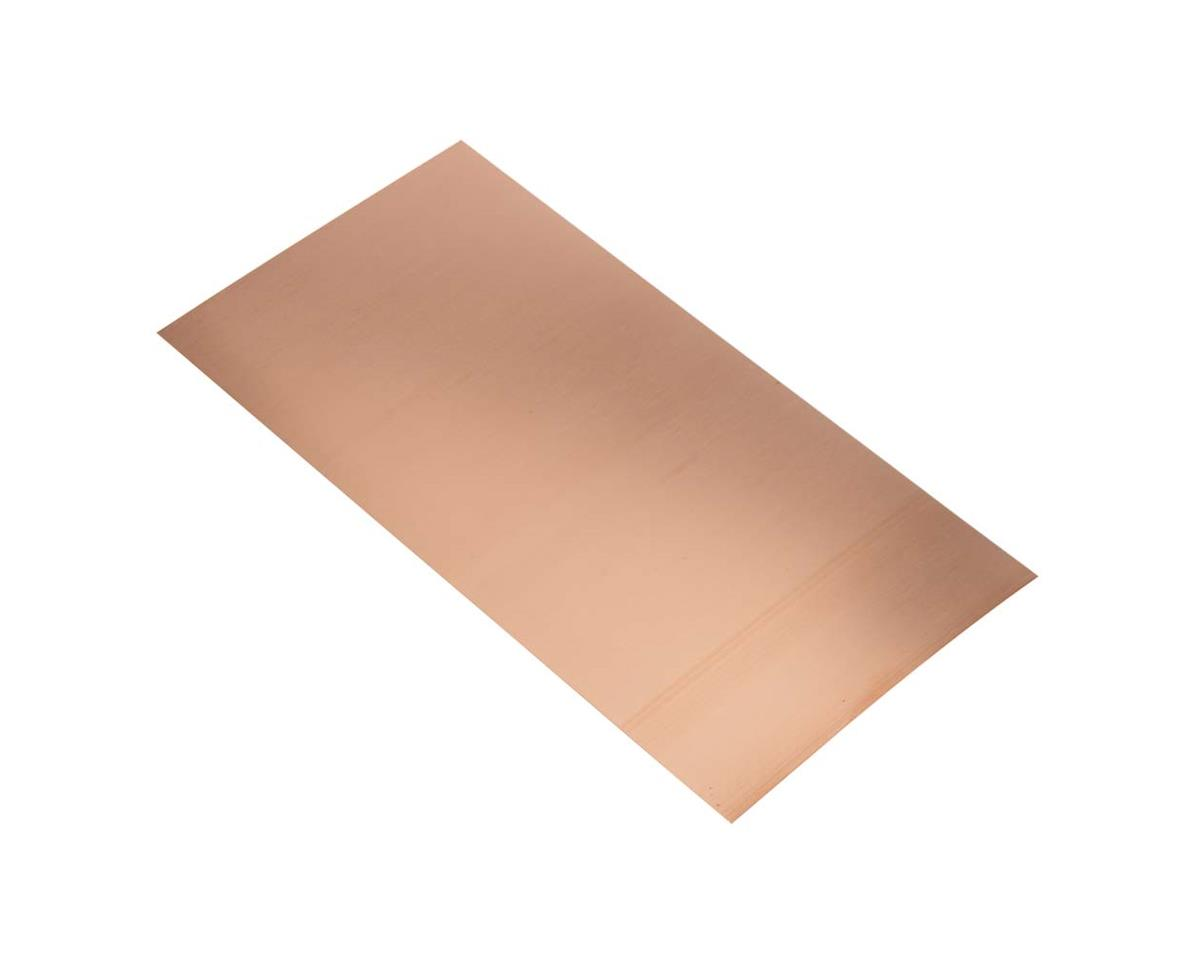 "K&S Engineering Copper Sheet .016"" Cs-16 (1)"