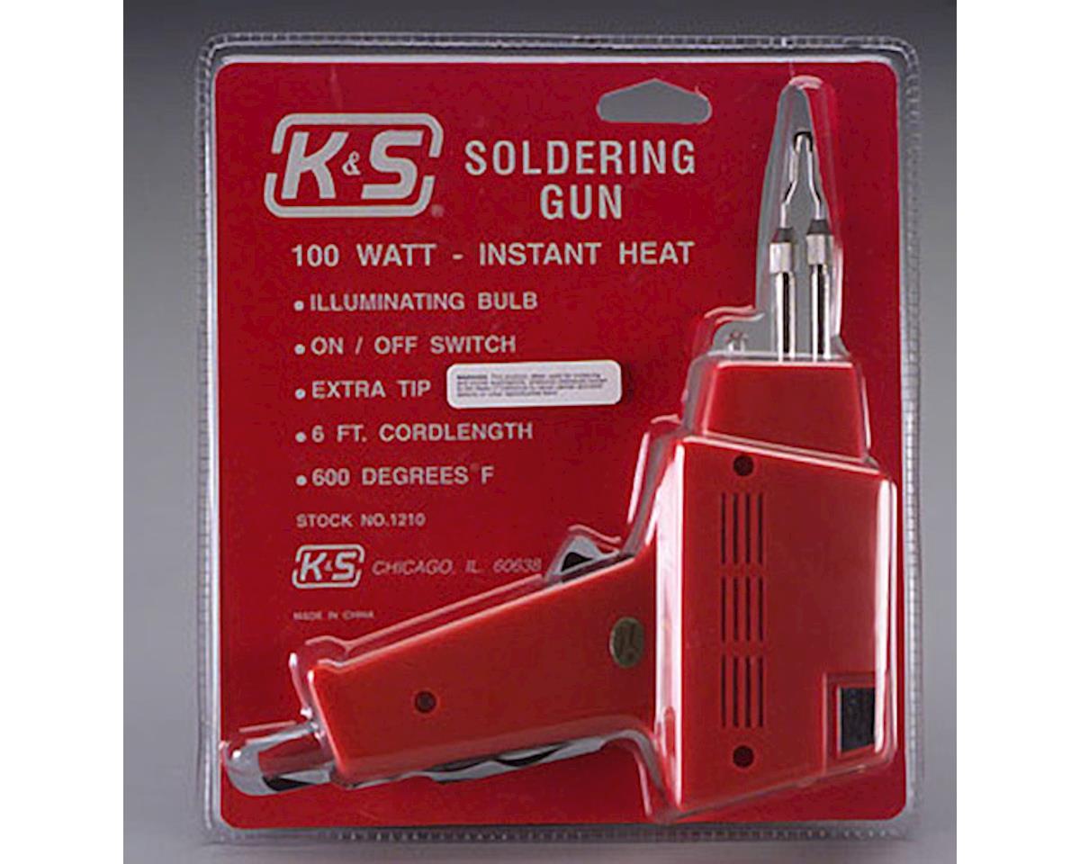 K&S Engineering Soldering Gun