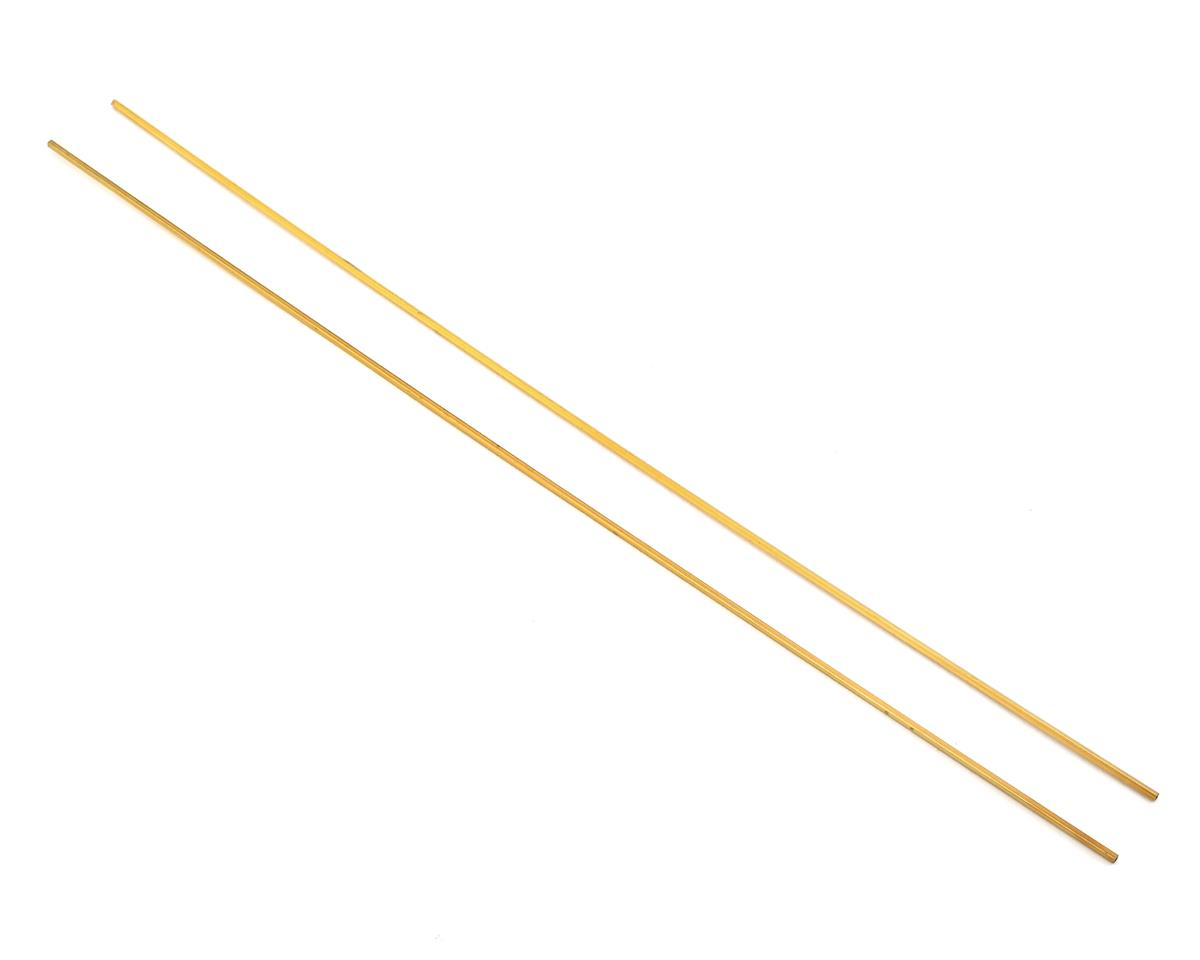 K&S Engineering 1/16x.014 Square Brass Tube (2)