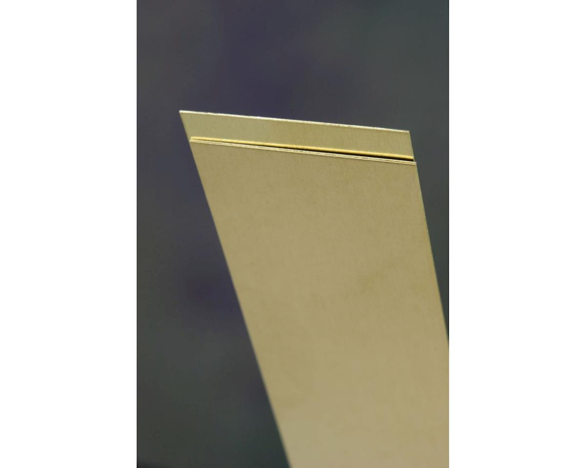 "K&S Engineering Brass Sheets .020"" FS-20 (1)"