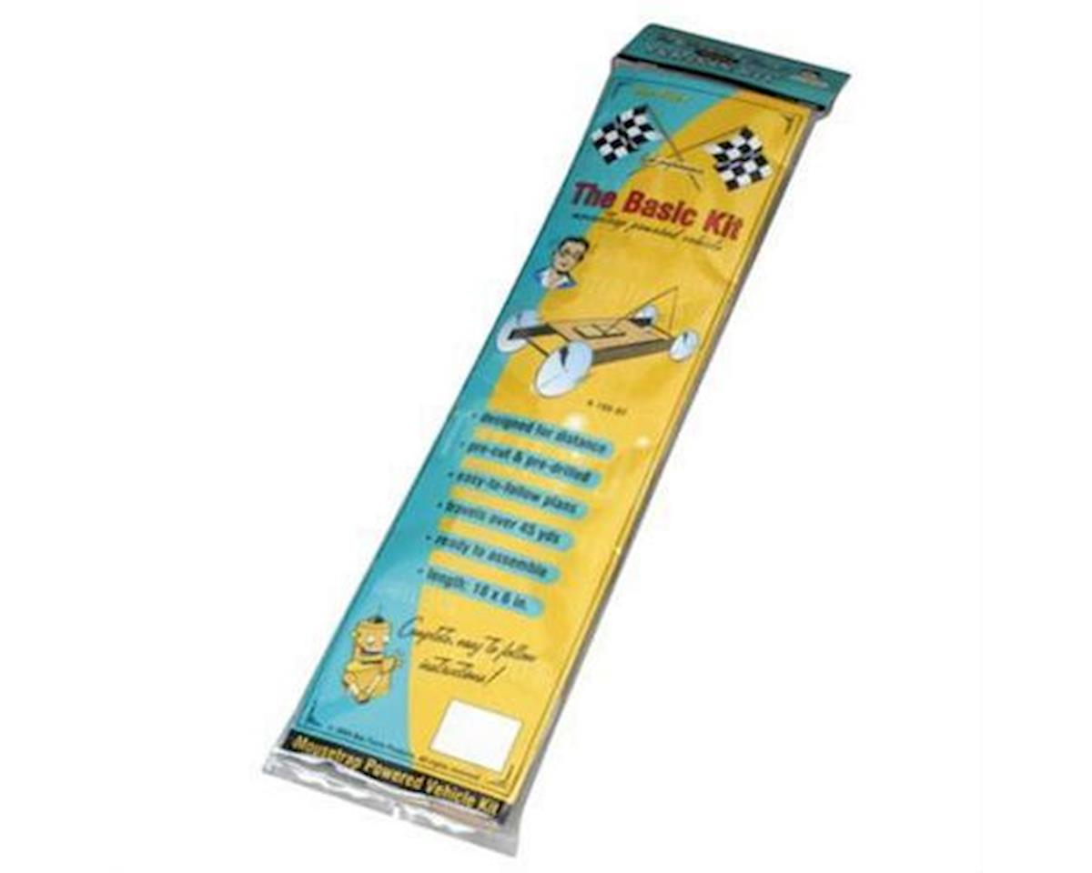 K&S Engineering Basic Kit Mousetrap Racer
