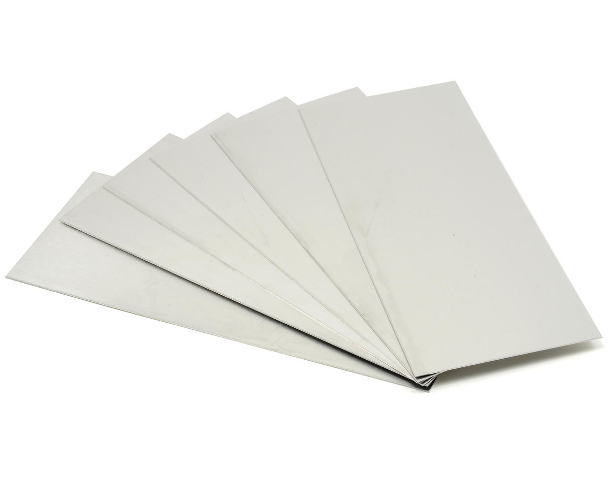K&S Engineering Aluminum Sheet 4x10,.032 (6)