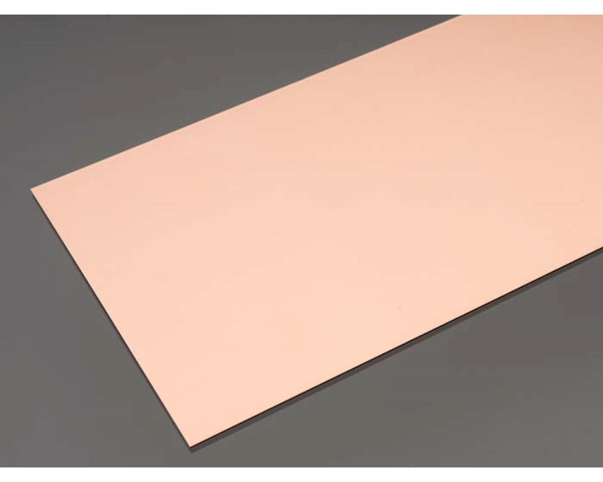 K&S Engineering  .016 Copper Sheet Metal 4X10""