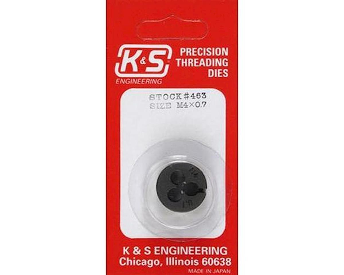 463 Die 4mm by K&S Engineering