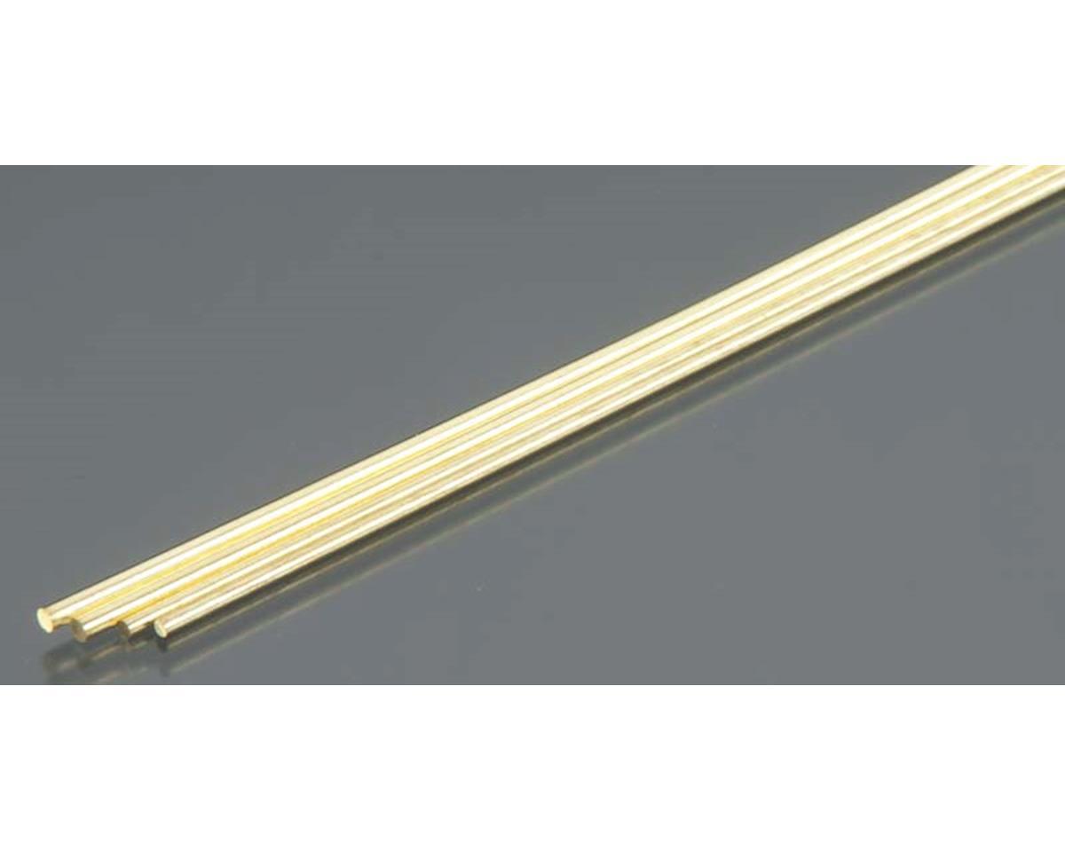 Brass Rod, 1/16 & 3/64 Bend, (2) by K&S Engineering