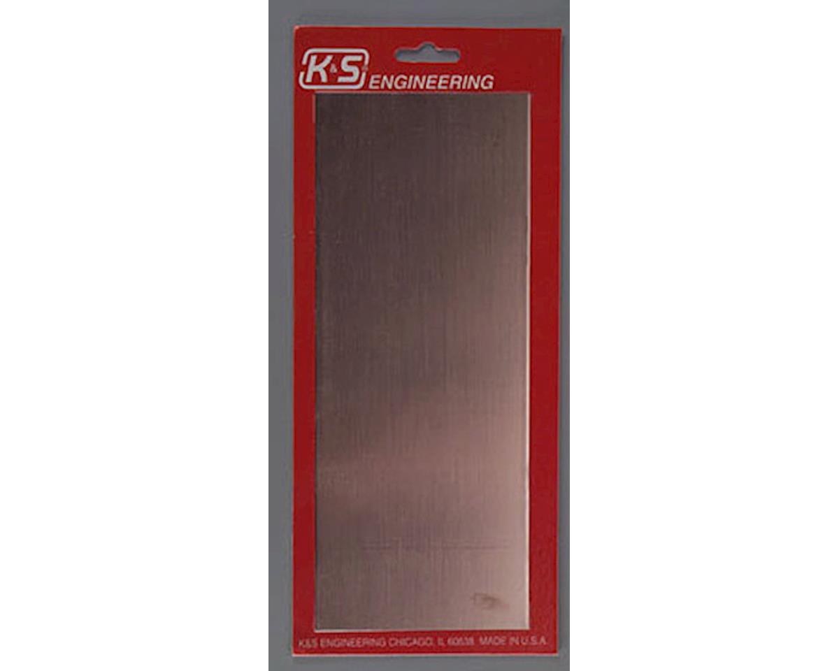 "5259 Copper Sheet Metal .025"" Peggable (1)"