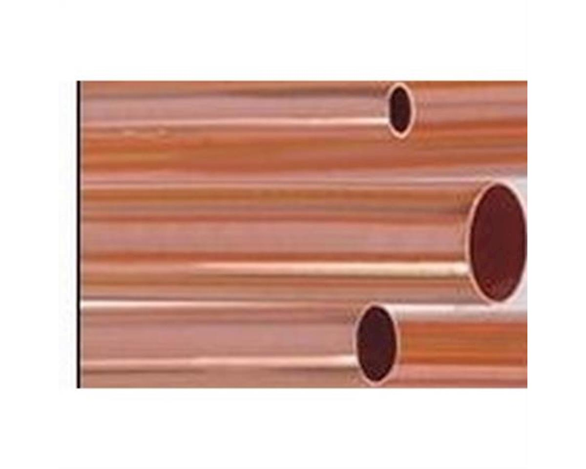 "K&S Engineering Copper Tube 3/32"", Carded, 3 ea"