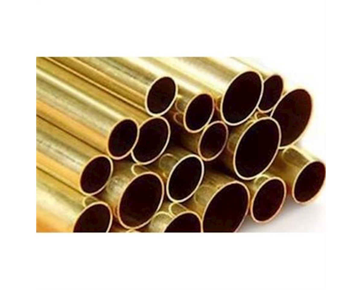 "Round Brass Tube 3/32"", Carded, 3 ea by K&S Engineering"