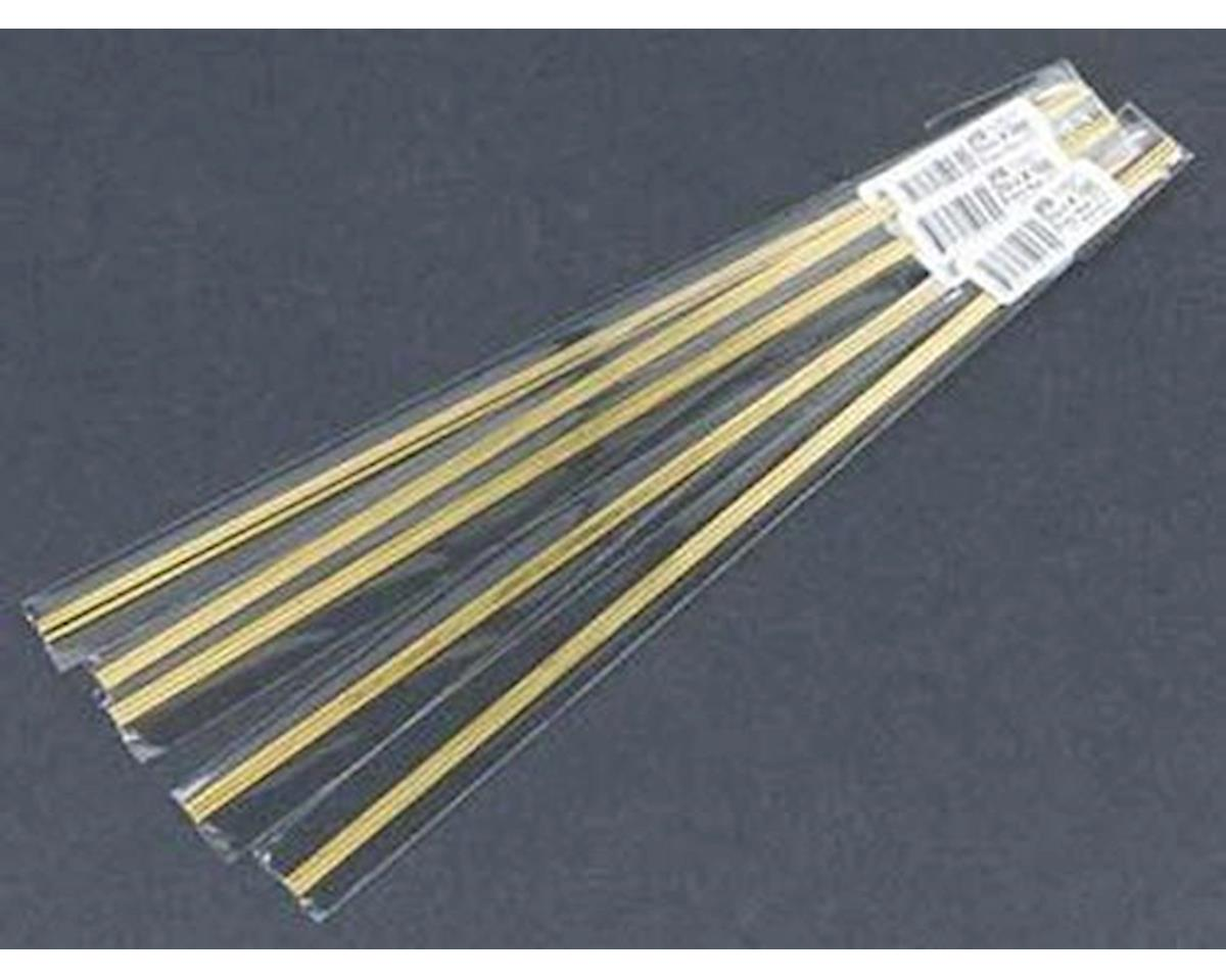 K&S Engineering Solid Brass Rod .072, Carded, 3 ea