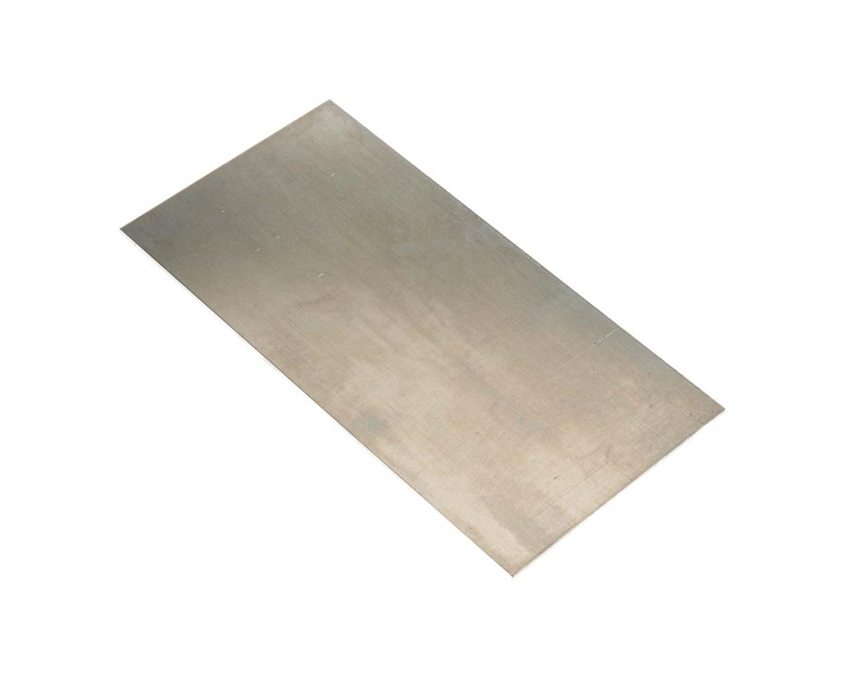 """K&S Engineering Aluminum Sheets .125 X 6 X 12"""", Carded"""