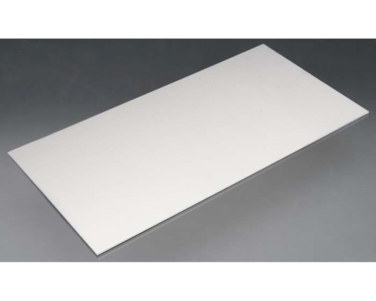 "K&S Engineering Stainless Steel Sheet .018 X 6 X 12"", Carded"
