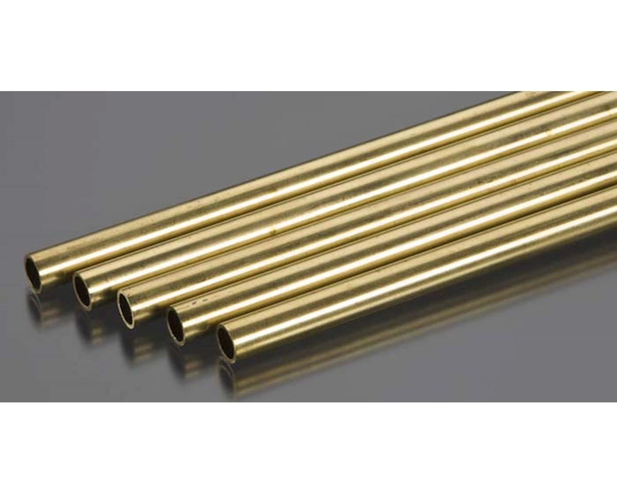 "9211 Round Brass Tube 5/16X36"" (5) by K&S Engineering"