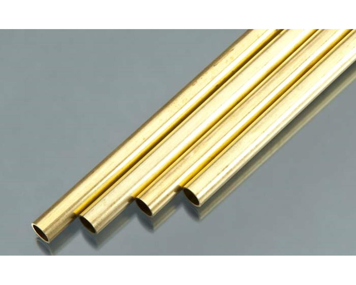 "K&S Engineering 9213 Rd. Brass Tube .029x3/8x36"" (4)"