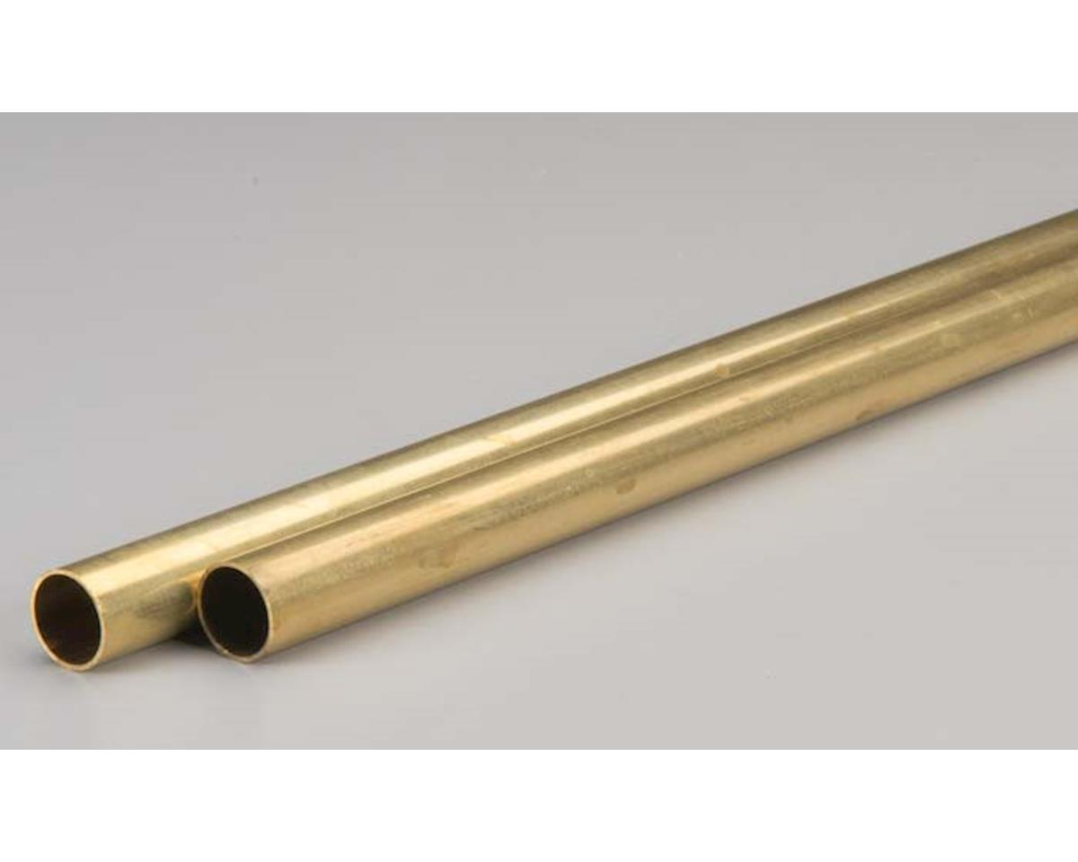 "K&S Engineering 9221 Rd. Brass Tube .029x5/8x36"" (2)"