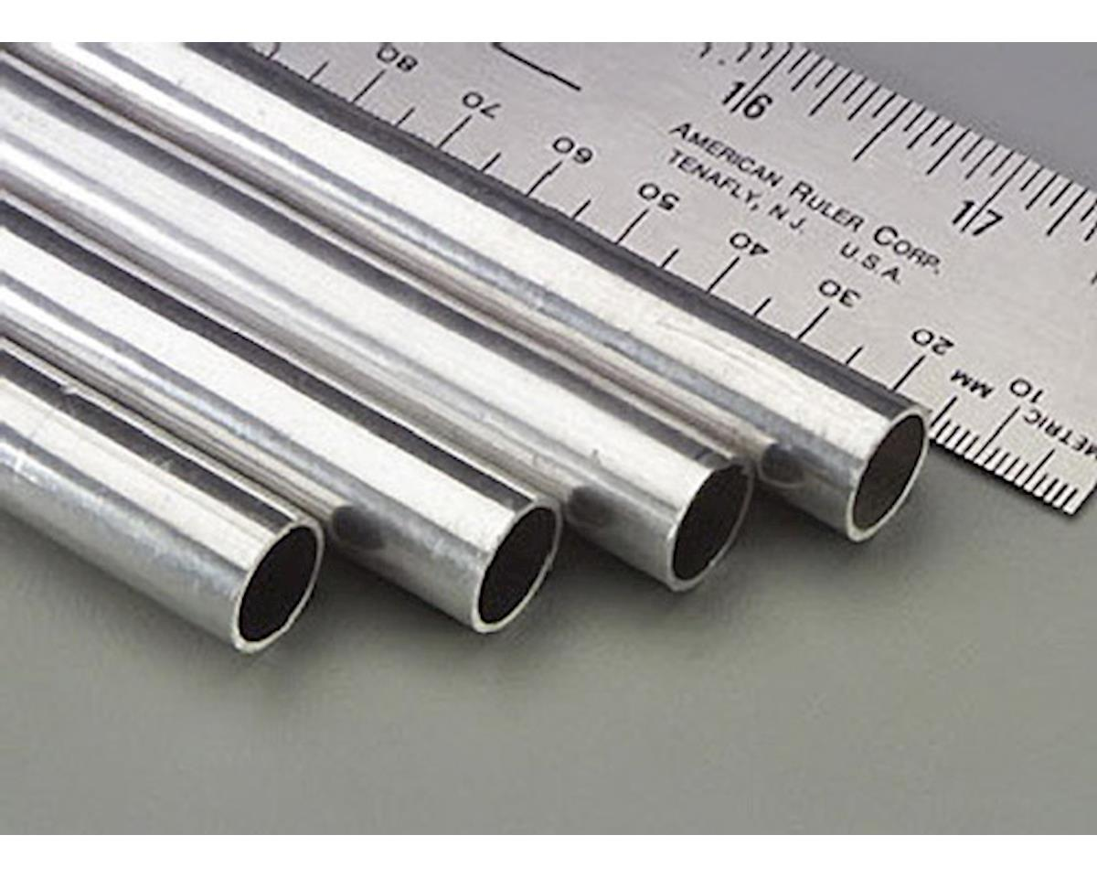 "9319 Round Aluminum Tube 1/2x36"" (4) by K&S Engineering"