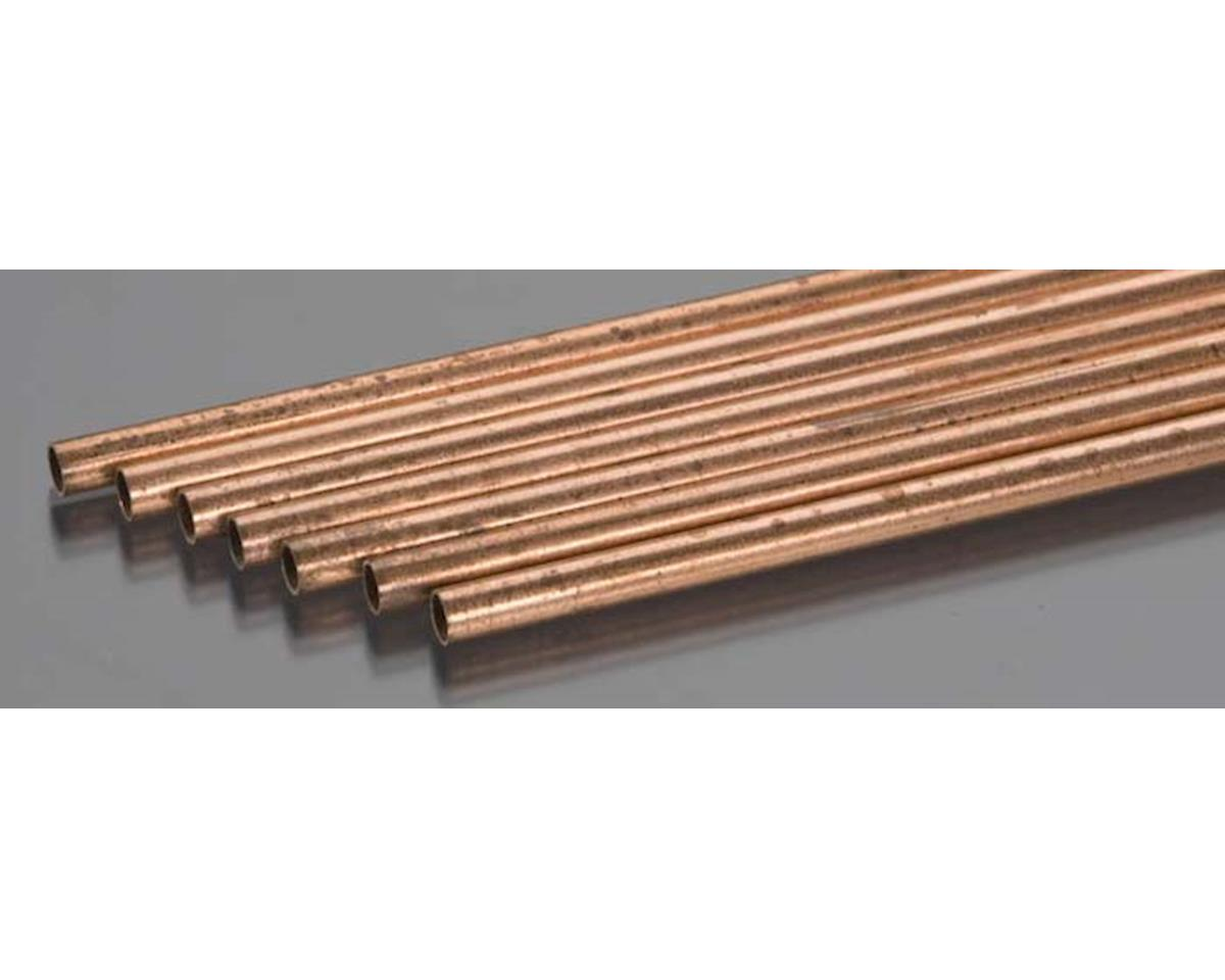 "K&S Engineering Round Copper Tube,36"",3/16 (7)"