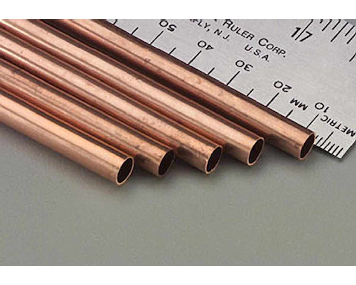 "9515 Round Copper Tube 1/4x36"" (5) by K&S Engineering"