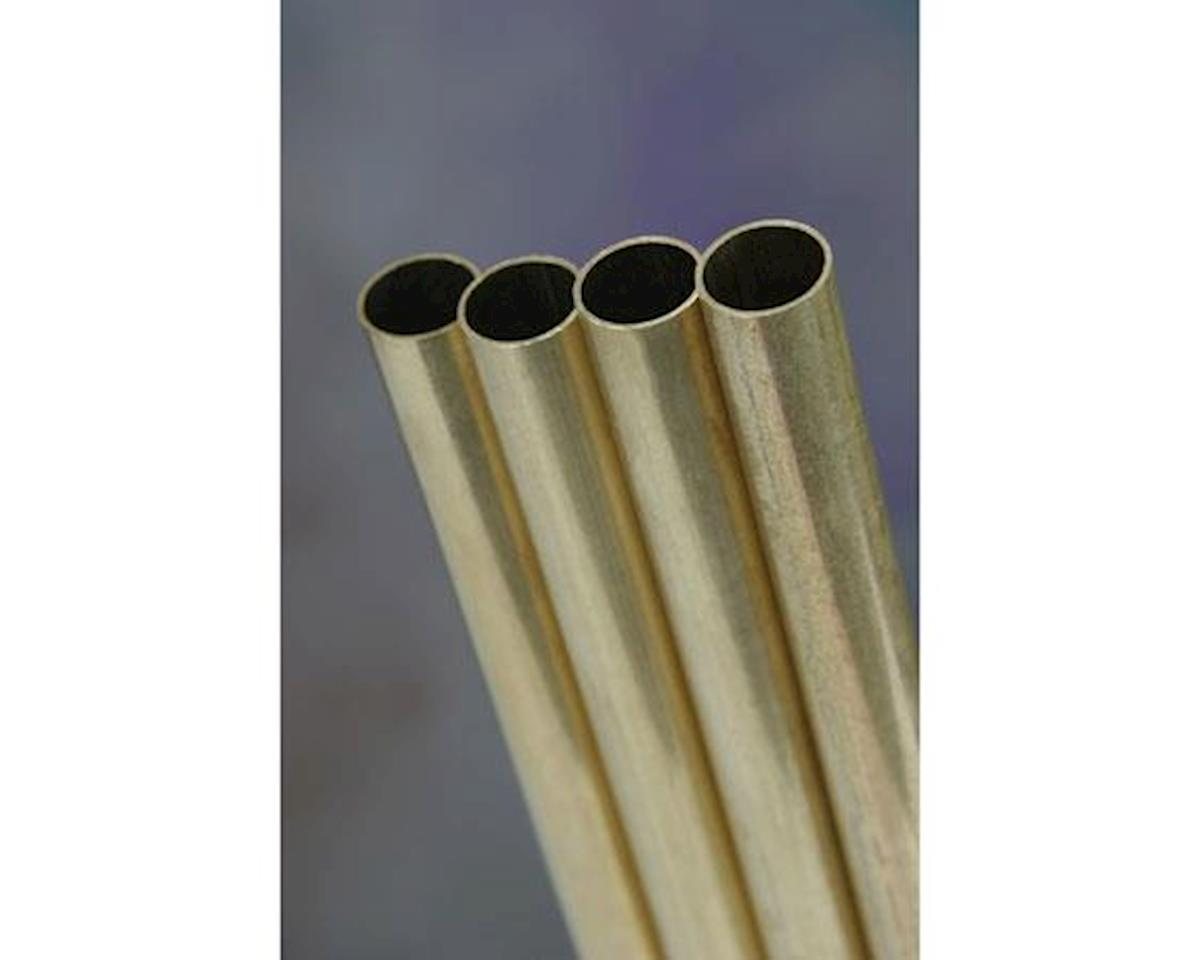 K&S Engineering Round Brass Tube,  4 mm  x .45 mm (3)