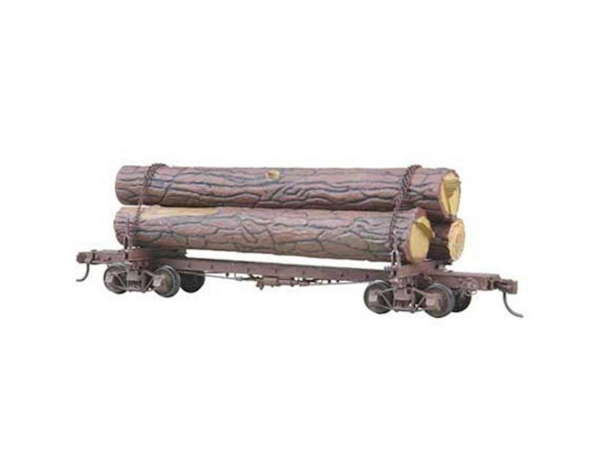 Kadee HO KIT Skeleton Log Car