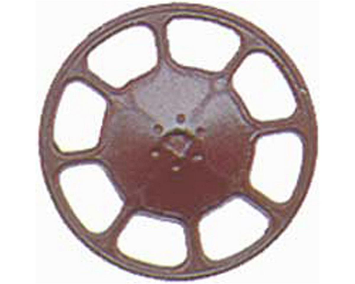 Kadee HO Brake Wheel, Modern/Boxcar Red (8)