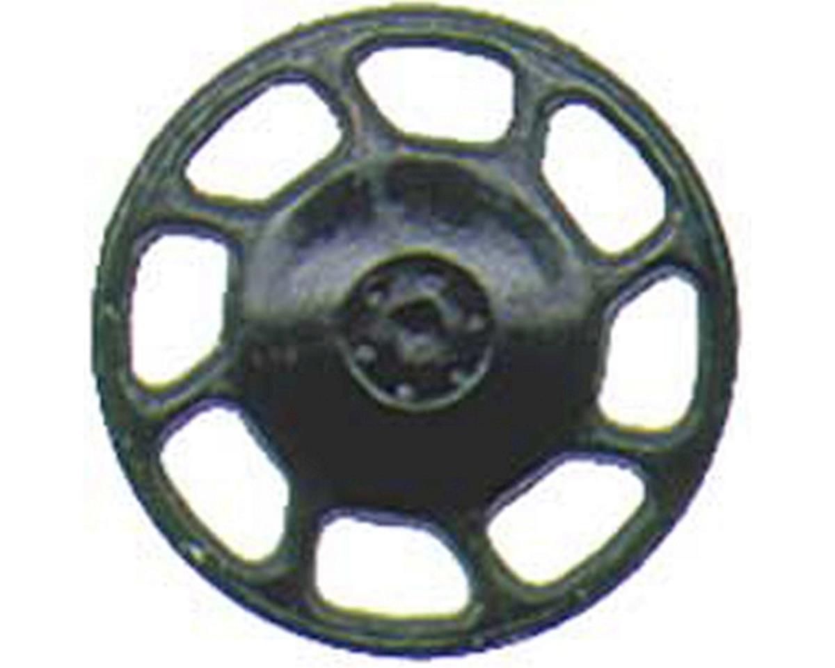 Kadee HO Brake Wheel, Universal/Black (8)