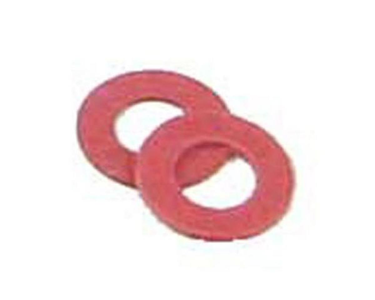 Kadee RED INSULATING WASHERS