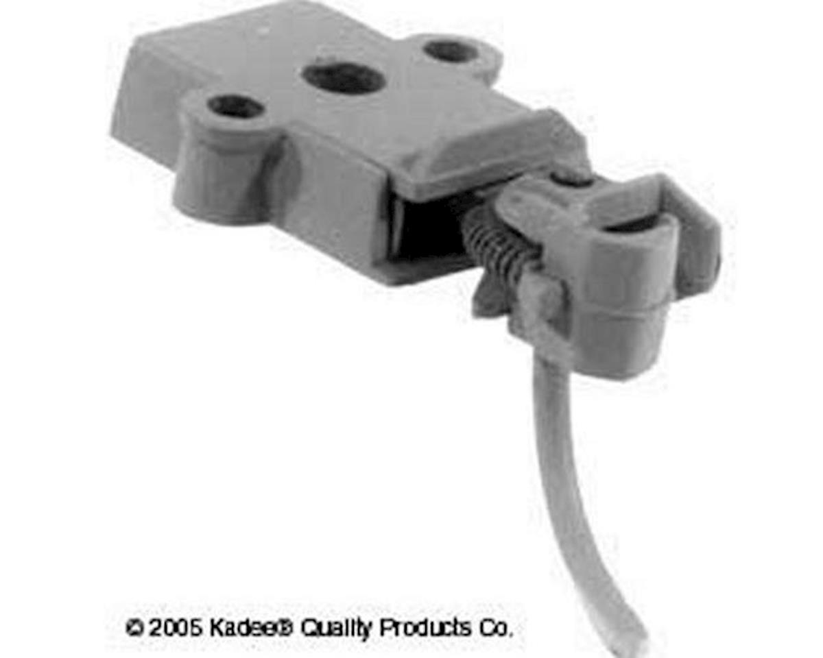 "Kadee HO Assembled #5 Coupler, 9/32"" Center (2pr)"