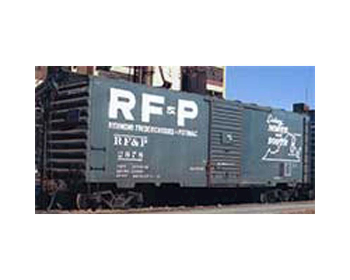 Kadee HO 40' PS-1 Box, RF&P #2878