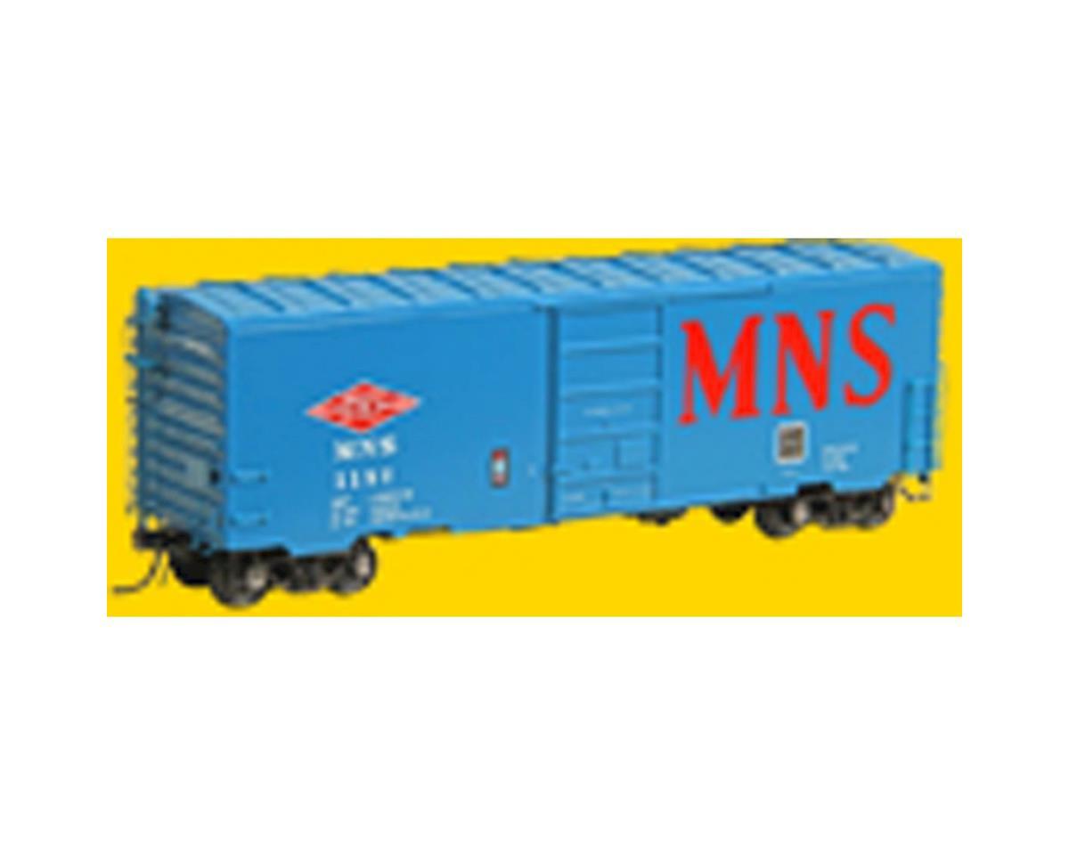 Kadee HO 40' PS-1 Box, MNS #1157