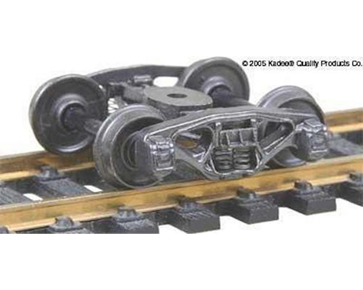 "HO Bettendorf Truck, 33"" Smooth Wheels (1pr) by Kadee"