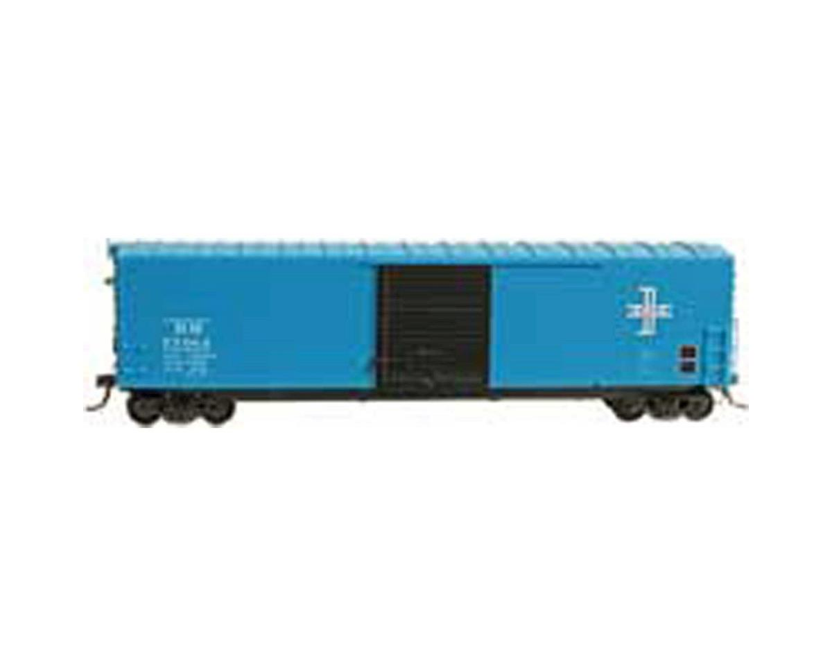 Kadee HO 50' PS-1 Box, B&M #77064