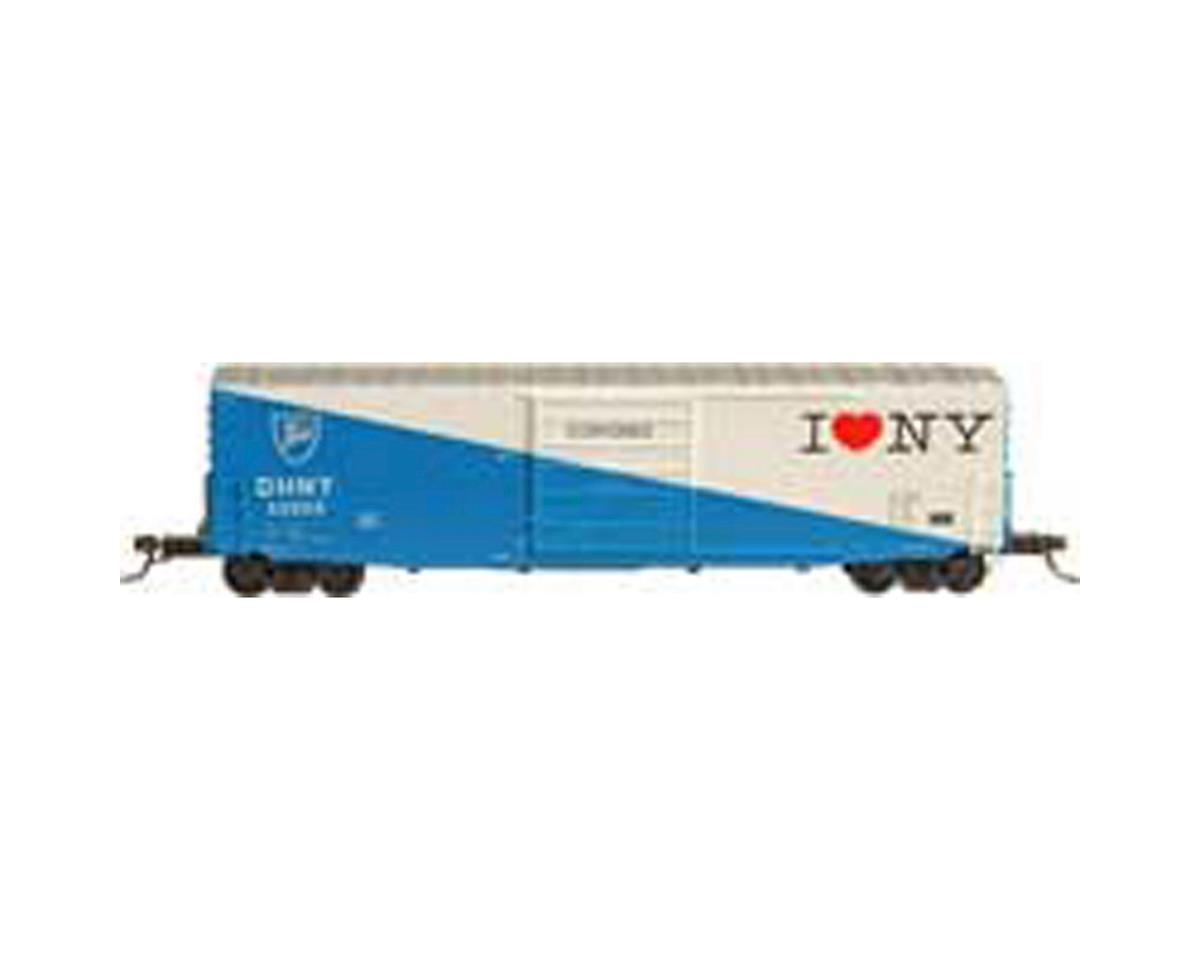 Kadee HO 50' PS-1 Box,  D&H/New York #50058