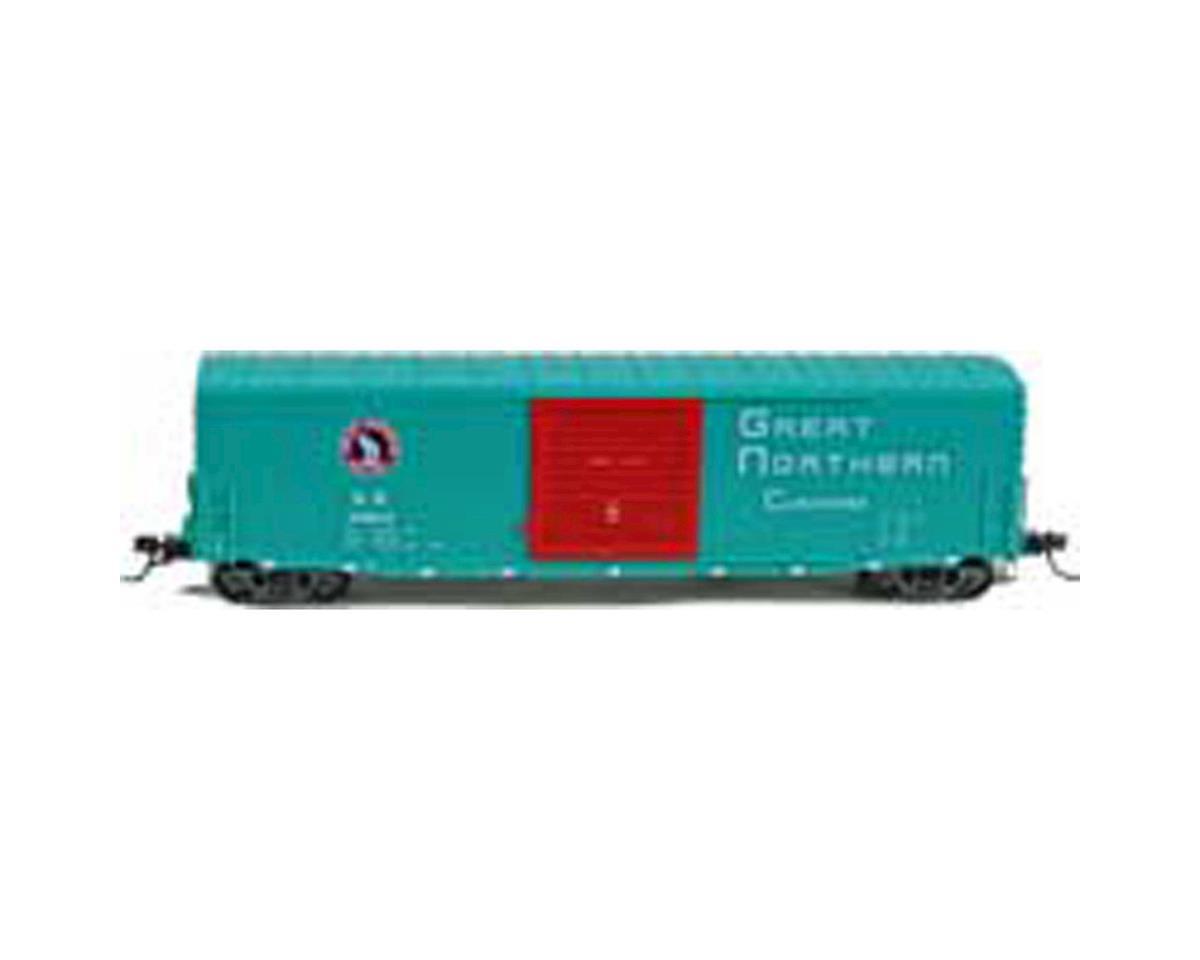 HO 50' PS-1 Box, GN #39814 by Kadee