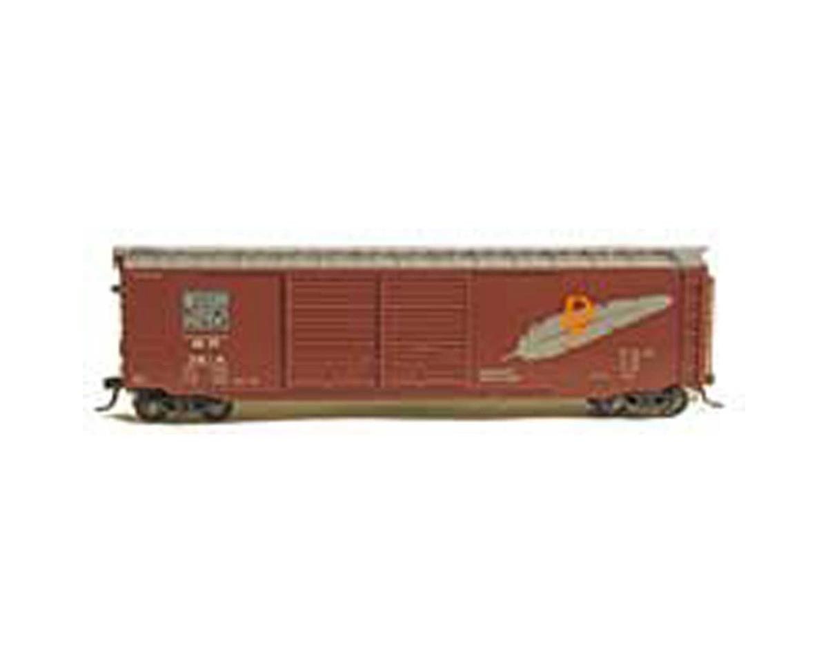 Kadee HO 50' PS-1 Box, WP #3814