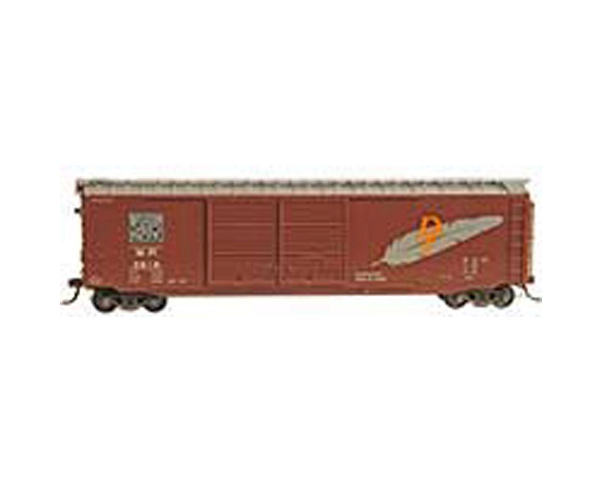 Kadee HO 50' PS-1 Box, WP #3818