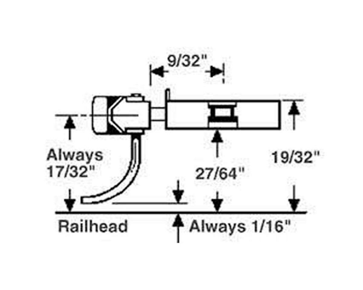 Kadee S Coupler W Gear Box Kad802 Hobbytown Schematic