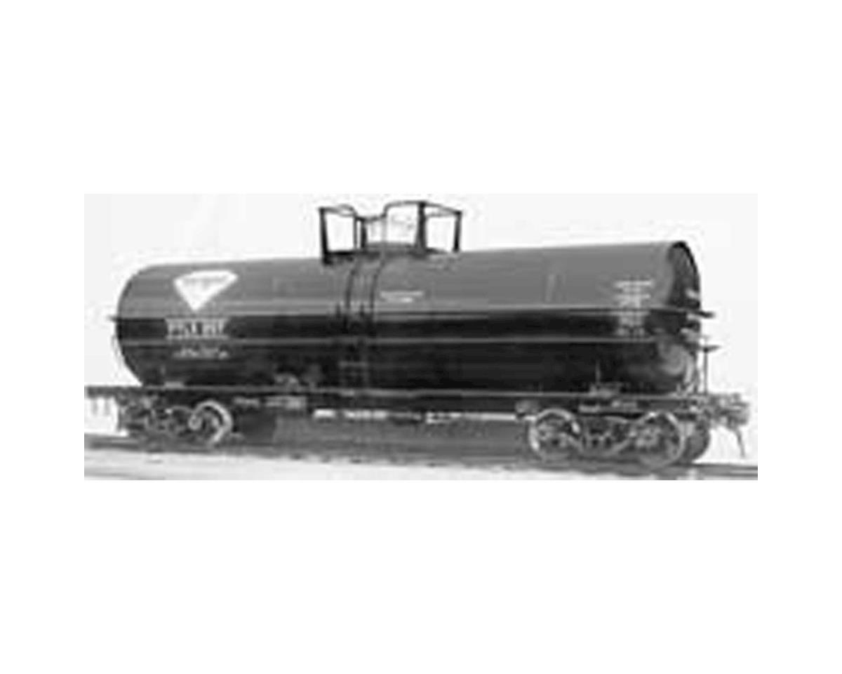 Kadee HO 11,000-Gallon Insulated Tank, FTLX/Gem Gas #207