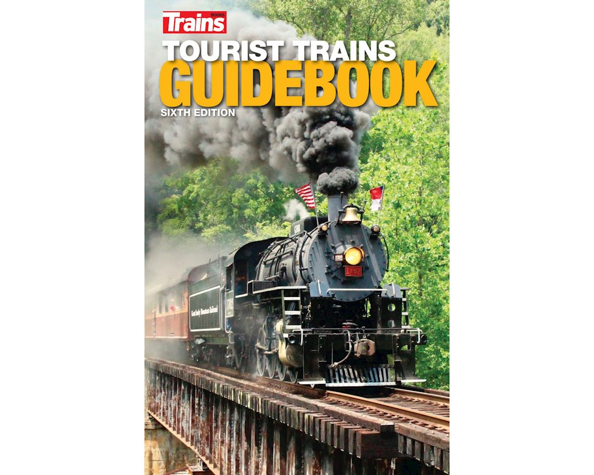 Kalmbach Publishing Tourist Trains Guidebook, 6th Edition