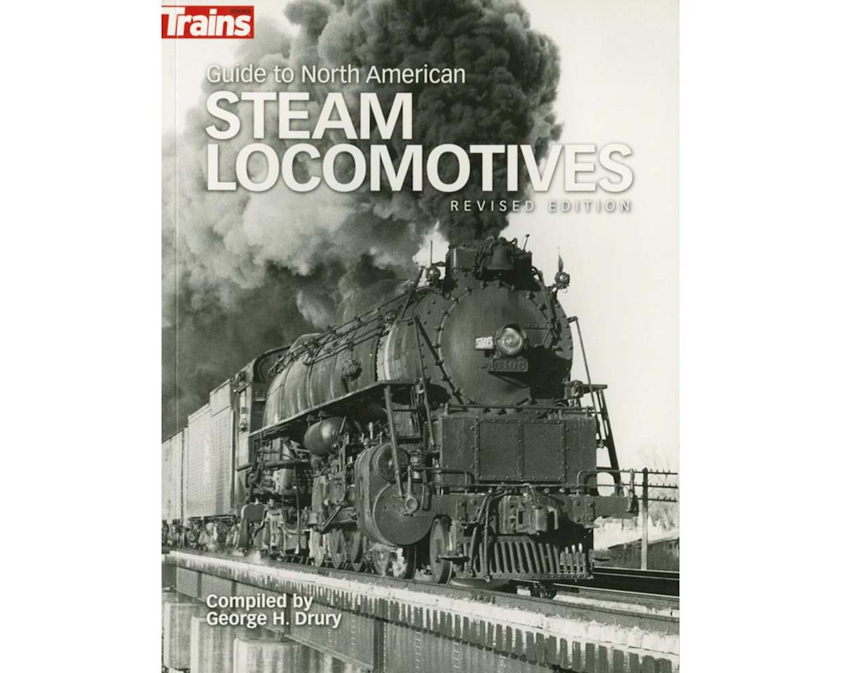 Kalmbach Publishing STEAM LOCOMOTIVES