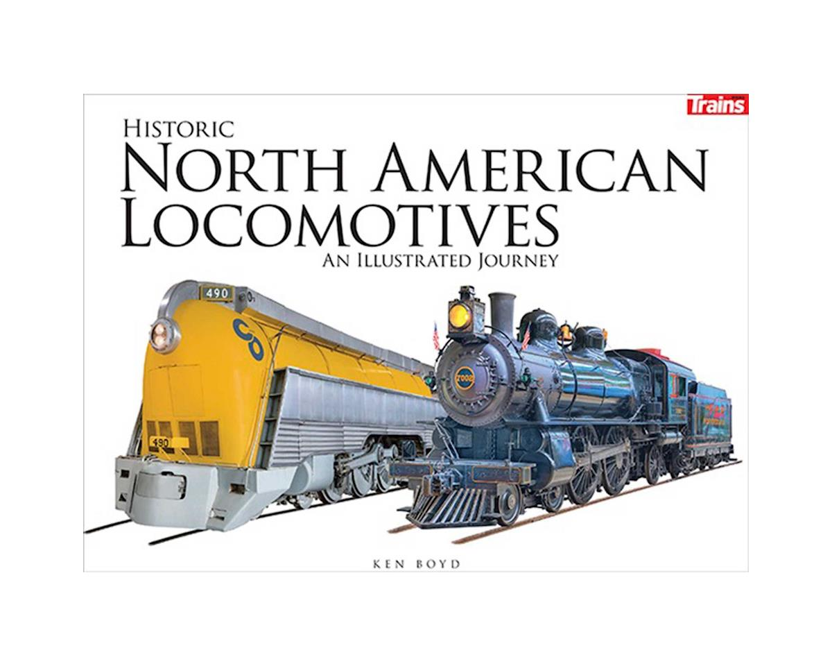 Historic North American Locomotives