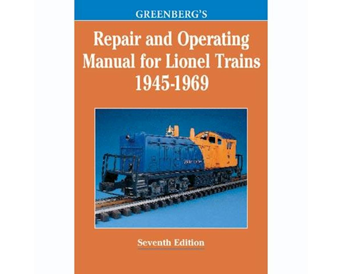 Kalmbach Publishing GB Rpr&Op mnl Lionel 7th