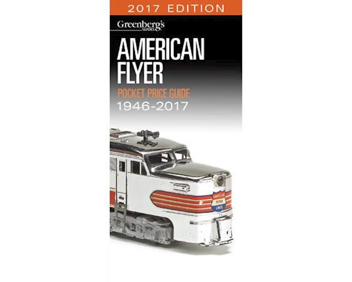 Kalmbach Publishing American Flyer Price Guide 1946 - 2017